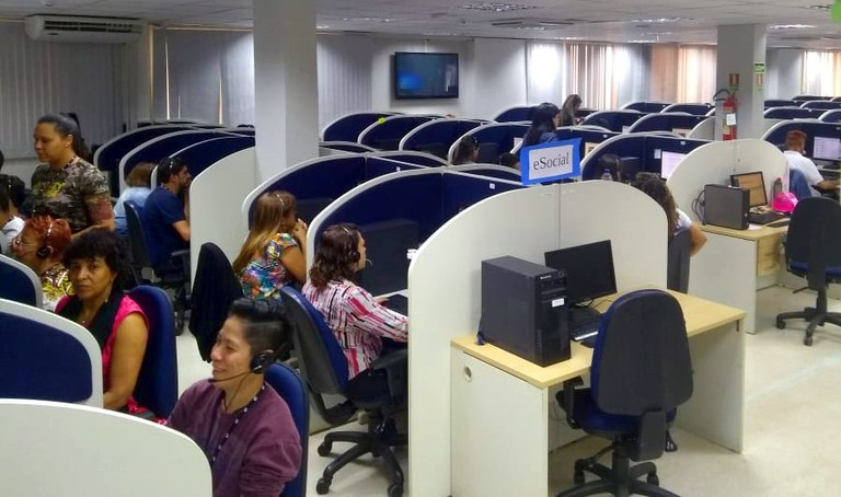eSocial lança Central de Atendimento para orientar empregadores