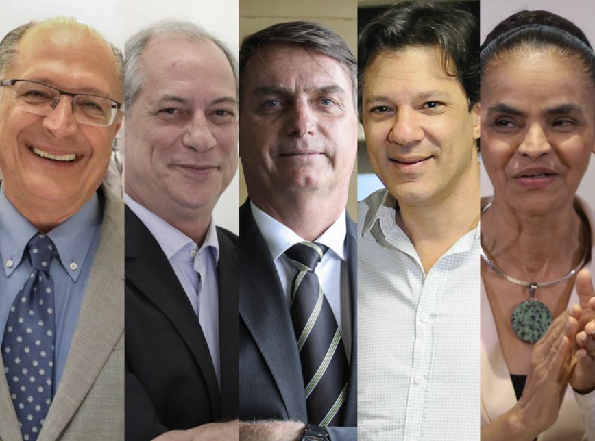 Eleições 2018: confira os programas econômicos dos 5 principais candidatos
