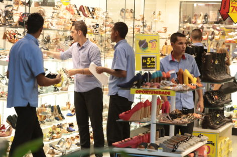 Pequenas empresas foram as que mais geraram vagas de trabalho no varejo