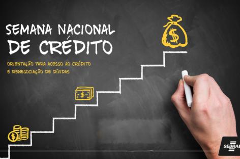 Semana Nacional de Crédito do Sebrae tem ações em Campinas