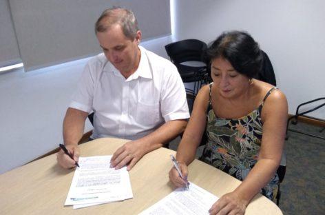 SindiVarejista e SinComerciários assinam Convenção para Cosmópolis