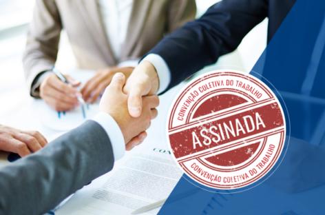 SindiVarejista assina Convenção Coletiva para Itatiba e Vinhedo