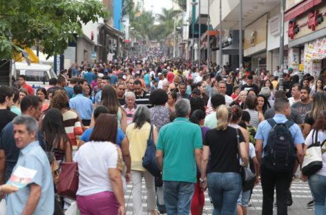 Vendas na região de Campinas cresceram 13% em novembro, o melhor desempenho no Estado