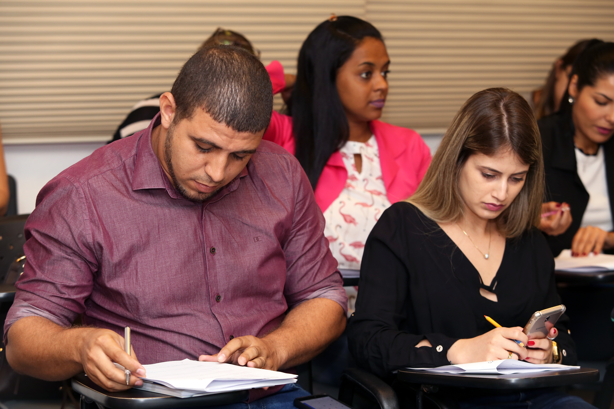Inscrições abertas para curso sobre cargos e salários