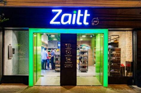 Zaitt abre primeiro supermercado 100% autônomo na capital