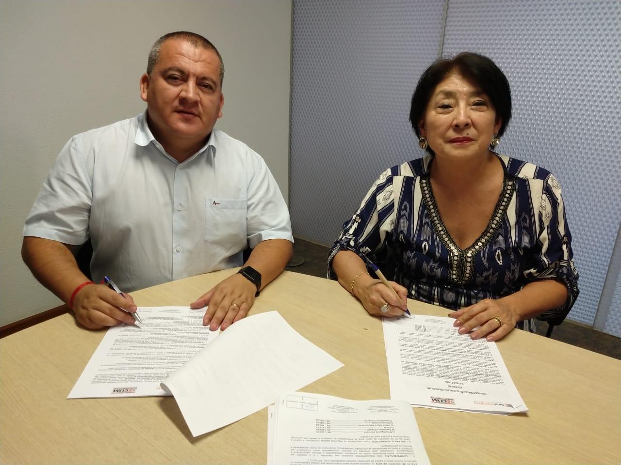 SindiVarejista e Secom assinam Convenção Coletiva para Indaiatuba