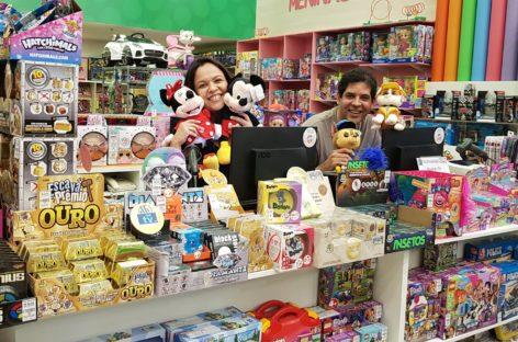 Floki Brinquedos: traz experiência internacional e simples para encantar crianças e adultos