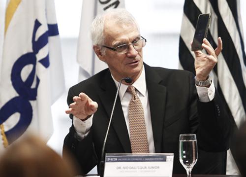Ivo Dall Acqua Júnior é o novo representante da CNC no Conselho Nacional do Trabalho