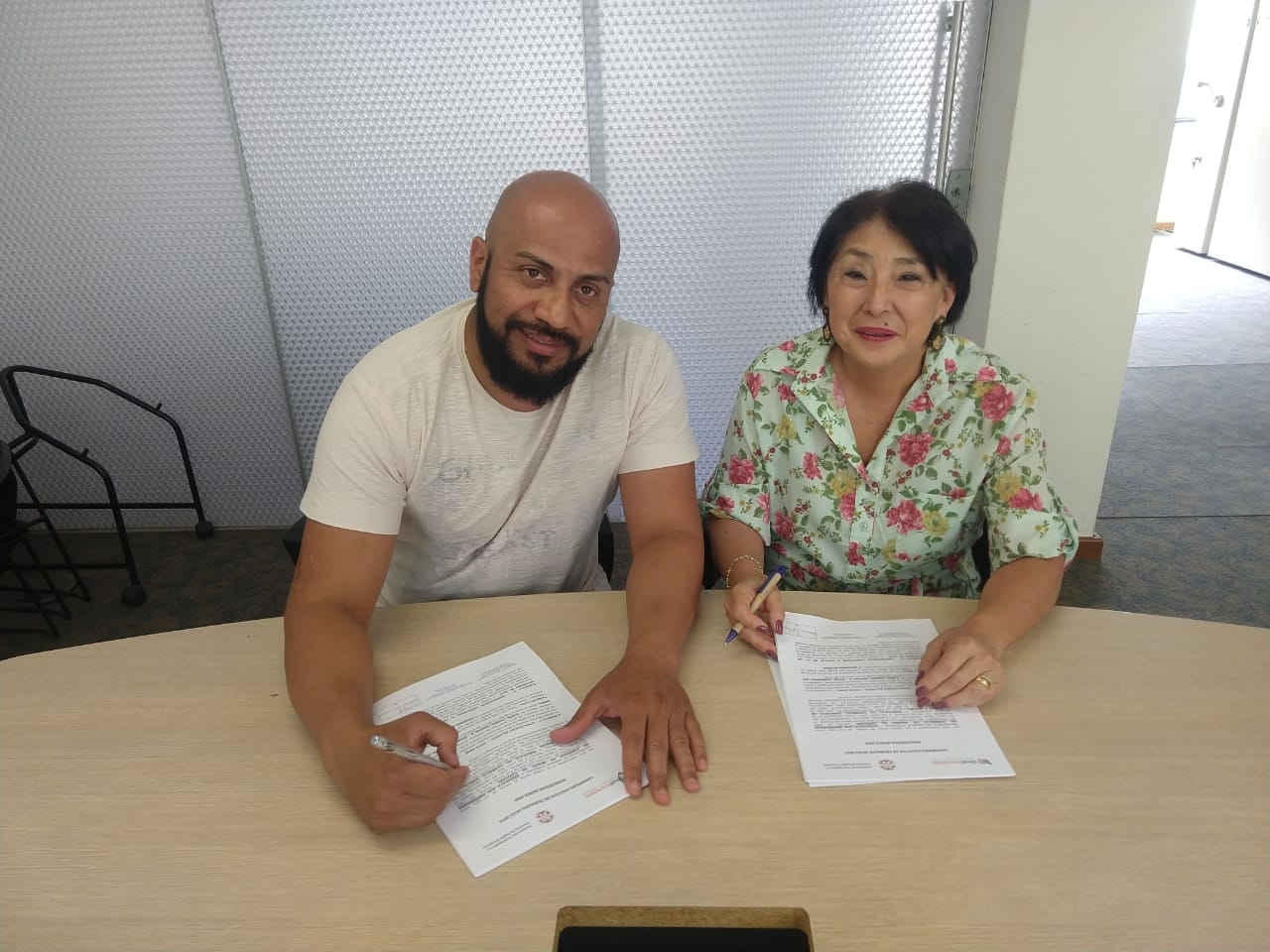 SindiVarejista e SECRC assinam Convenção Coletiva para Monte Mor