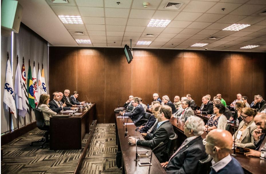 Secretário do governo esclarece Programa Verde e Amarelo em evento na FecomercioSP