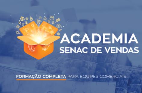 """Senac faz palestra sobre """"Liderança em Vendas"""" no dia 11 de março"""