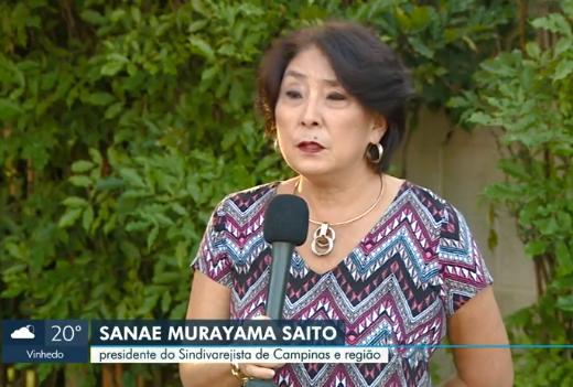 Presidente fala sobre queda nas vendas no Dia das Mães para EPTV