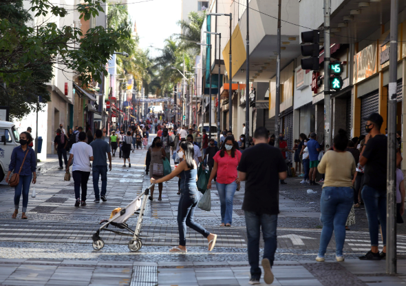 Comércio da região de Campinas reabre após 35 dias de fechamento