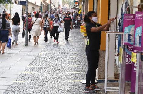 Covid-19: SindiVarejista alerta para cumprimento de medidas sanitárias no comércio para evitar multa