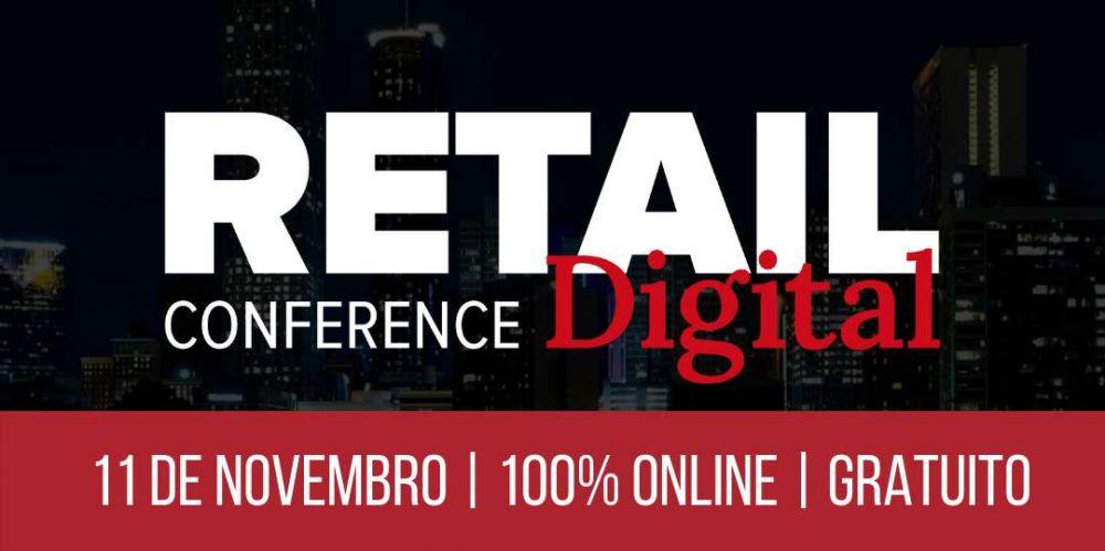SindiVarejista apoia o evento: Retail Conference que será on-line. Inscrições já estão abertas