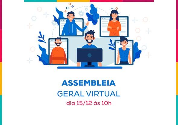 SindiVarejista convoca para Assembleia Geral Virtual dia 15/12