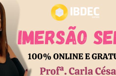"SindiVarejista promove treinamento de RH gratuito: ""Imersão SeR RH"" do IBDEC"