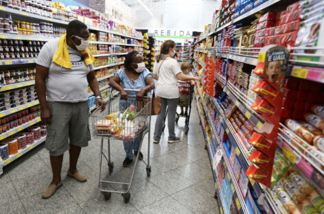 Faturamento dos supermercados paulistas cai mais de 10% no 1º semestre